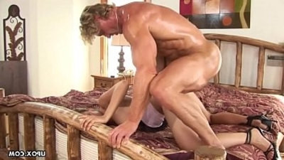 amazing  ass drilling  blonde  boobs  fucking