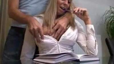blonde   german   sexy girls   student   teacher