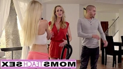 daughter  mom  tits