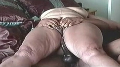 cocks   granny   riding cock   thick