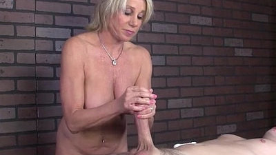 awesome   domination   handjob