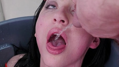ass drilling   fucking   horny girls   pissing