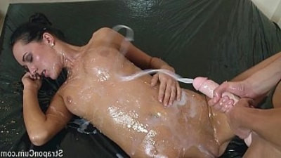 Strap-on fucking of all kinds, including pegging