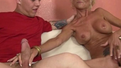 cocks   granny   hard sex   tattoo
