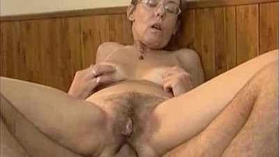 ass drilling   fucking   granny   hairy pussy   hard sex   old and young