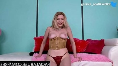 abused  blonde  gorgeous