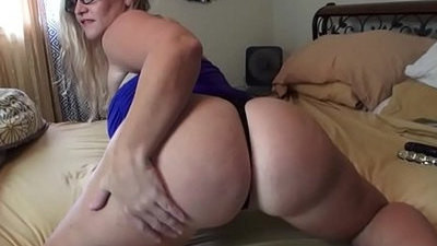 ass drilling   chubby   fucking   toys   wife